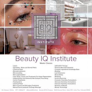 Beauty IQ Institute Master Classes