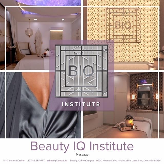 Beauty IQ Institute Massage Program