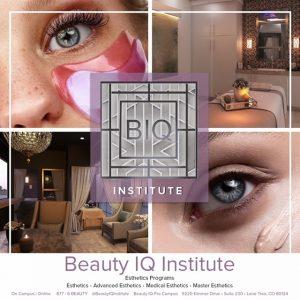 Beauty IQ Institute Esthetics Programs