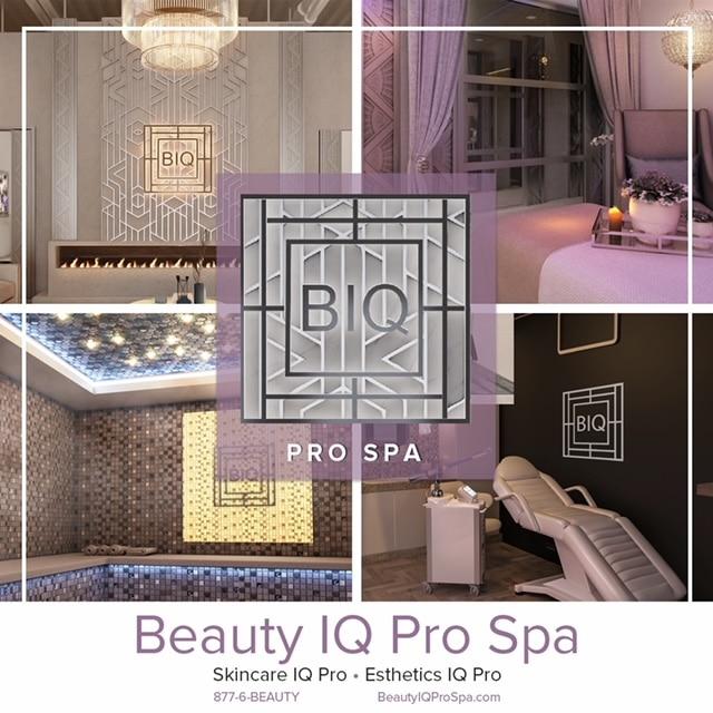 Beauty IQ Pro Spa